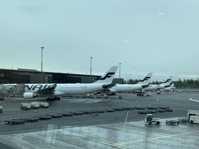 Finnair appears to be restricting redemptions by partners like American Airlines