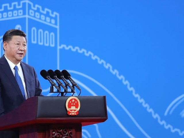 Xi Jinping warns that attempts to divide China will end with 'crushed bodies and shattered bones'