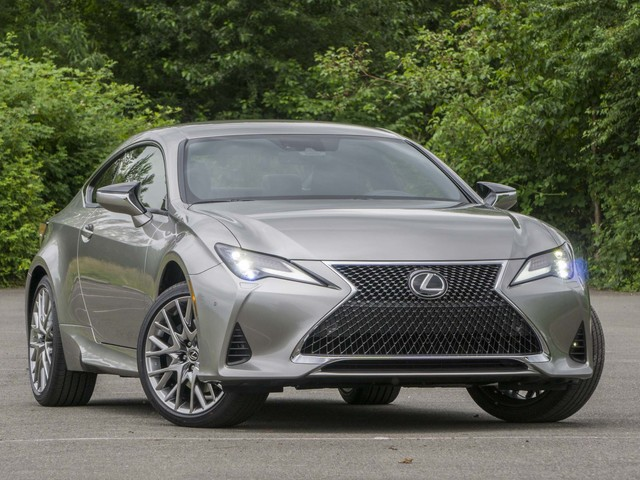 2019 Lexus RC 350: Review