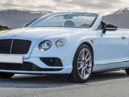 2016 Bentley Continental--GT V8 S