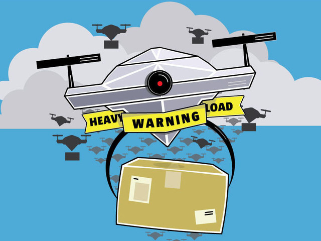 What is 'safe enough' for drone deliveries?