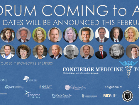 """EVENT   """"Our 2018 FORUM for DOCTORS will be in Atlanta next year … Dates Coming In February 2018!"""""""