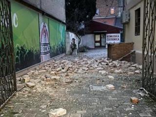 Moderate 5.0 magnitude quake hits Croatia, damages buildings