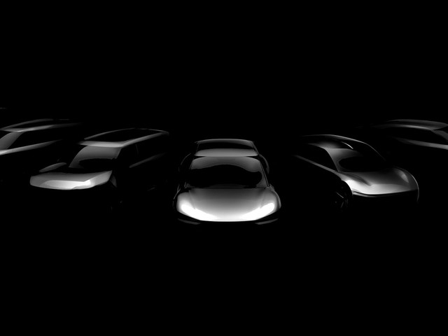 Kia Teases Seven Dedicated EVs It Will Launch By 2027