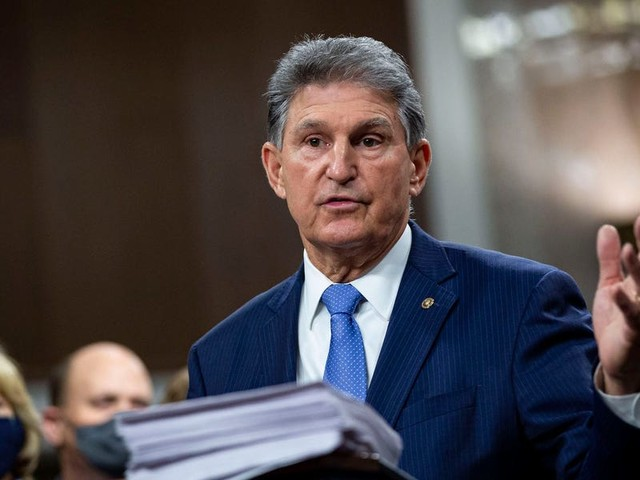 Joe Manchin poses a threat to raising the minimum wage, even though 250,000 West Virginians would benefit from the increase