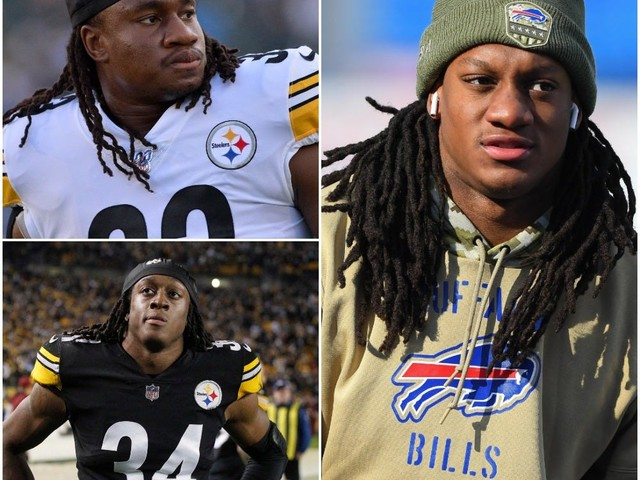 'A lifelong dream': Edmunds brothers to make NFL history in Bills-Steelers game