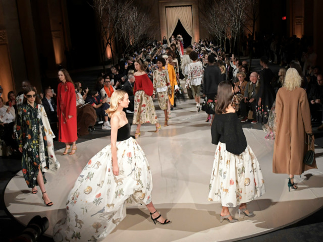 A Brief History of New York Fashion Week