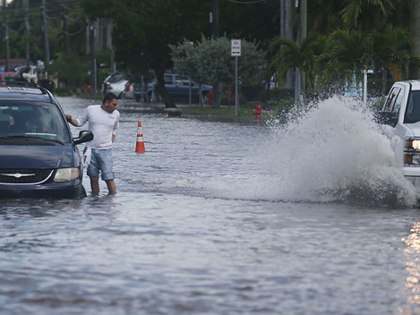A Look At How City Of Miami Would Use $192 Million To Fight Sea Level Rise