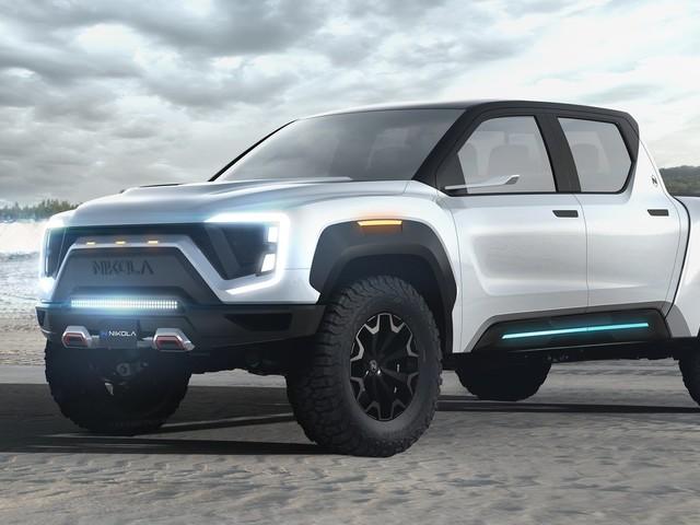 Nikola's Badger Pickup Truck Comes Back To Haunt The Tesla Cybertruck