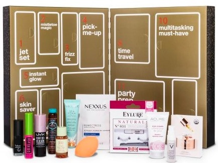Target.com: 12 Days of Beauty Advent Calendar just $11.25 shipped!