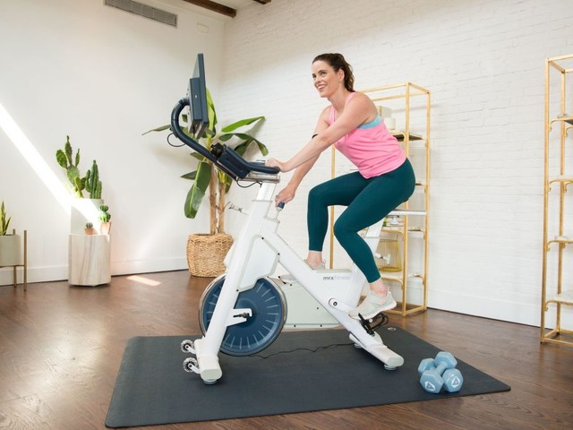 This affordable spin bike rivals Peloton — and it's on sale
