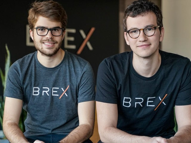 The CFO of credit card startup Brex said that its 'made sense' to take on $200 million in debt financing as the company picks up the pace on growth