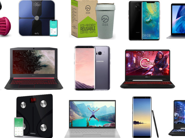 Apple MacBooks, Samsung smartphones, Sony speakers, ASUS laptops, and more on sale for Aug. 8 in the UK