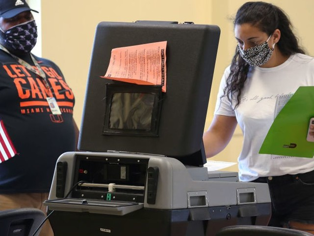 CDC affirms Americans' right to break quarantine to vote, even if they have COVID-19
