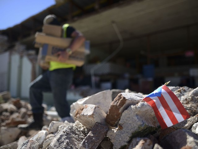 Dangling disaster relief funds, White House to require Puerto Rico to implement reforms