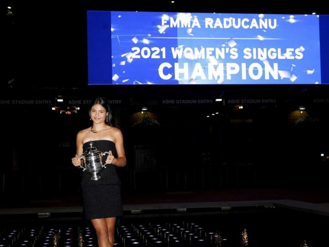 Emma Raducanu Lives Her US Open Dream, Says Reality Can Wait