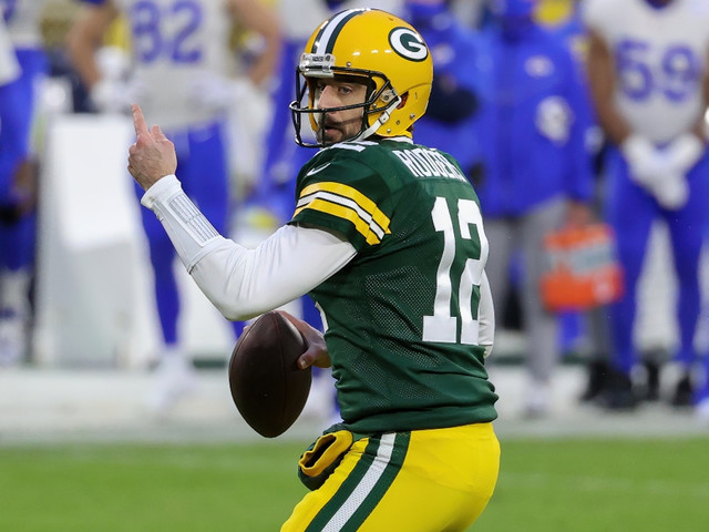 NFC And AFC Championship Picks: Aaron Rodgers 'Just Amazing Playing In Lambeau,' Says SportsLine's Kenny White