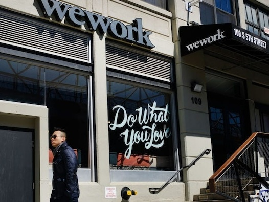 WeWork is set to go public via a SPAC deal in October - 2 years after its disastrous IPO attempt