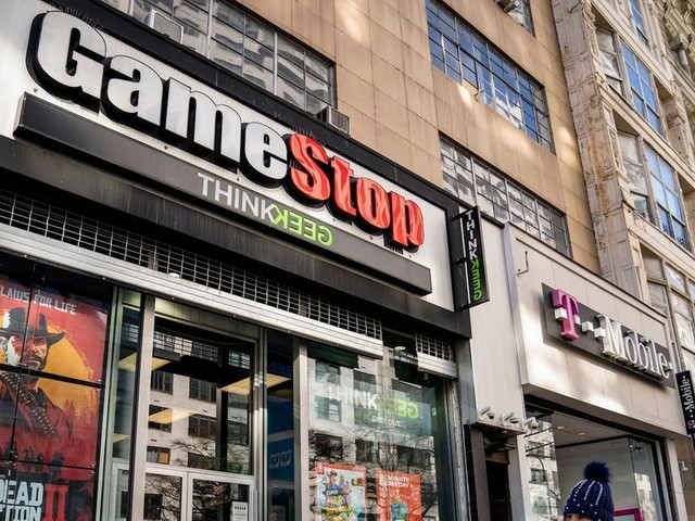 GameStop's CFO is resigning as the company attempts a 'transformation' led by activist investor Ryan Cohen (GME)