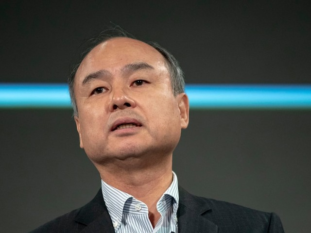 SoftBank CEO Masayoshi Son draws sparse audience at Saudi Arabia's 'Davos in the desert' after WeWork controversy