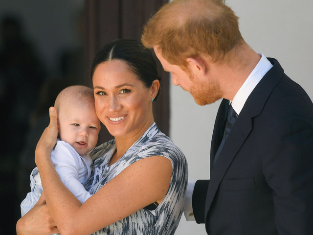 Meghan Markle and Prince Harry share new photo of Archie