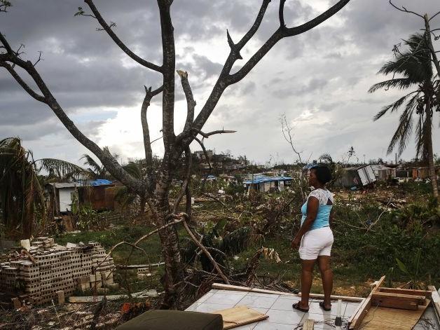 Trump Denies Heavy Puerto Rico Death Toll From Hurricane Maria