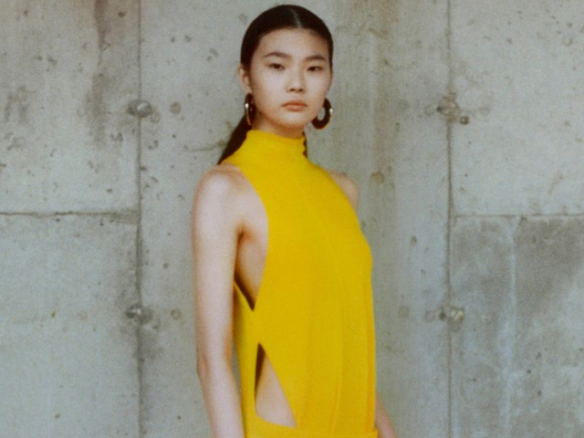 This NYFW Color Trend Will Bring Some Sunshine To Your Closet