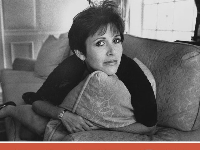 Carrie Fisher sent flowers to Marcia Clark, and other details from 'A Life on the Edge'