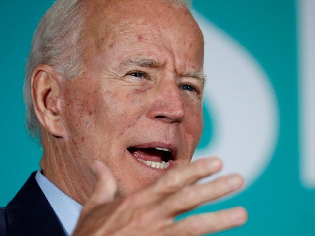 Joe Biden says he was against the Iraq War shortly after it started, but he didn't mention it until 2005