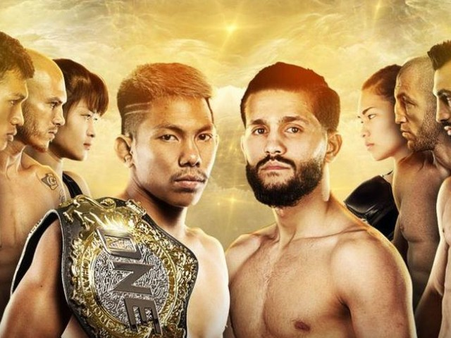 ONE Championship: Dreams Of Gold - Kickboxing/Muay Thai preview