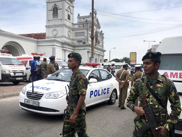 Sri Lanka bomb attacks kill over 200 people