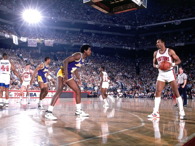 From Kareem to LeBron, I remember the year by the NBA Finals. What now?