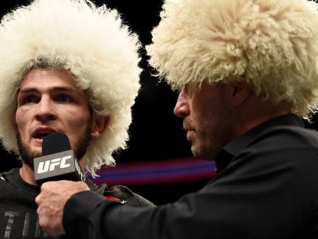 Khabib Nurmagomedov gives prediction for Poirier vs. McGregor 3
