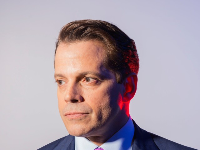 Anthony Scaramucci blasted Trump as a 'very weak troll' and a 'bully' as their Twitter feud escalates