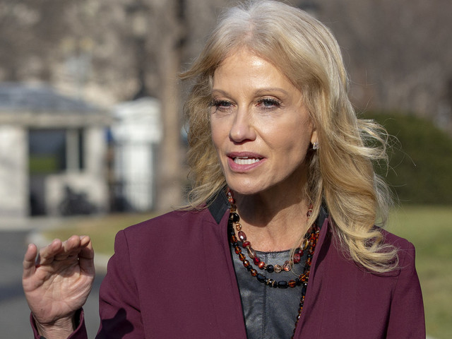 Charges Dropped Against Woman Accused Of Assaulting Kellyanne Conway