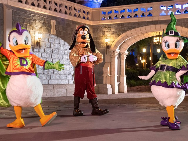 More dates sold out and more dates are added for Disney After Hours Boo Bash at Magic Kingdom as general sales begin