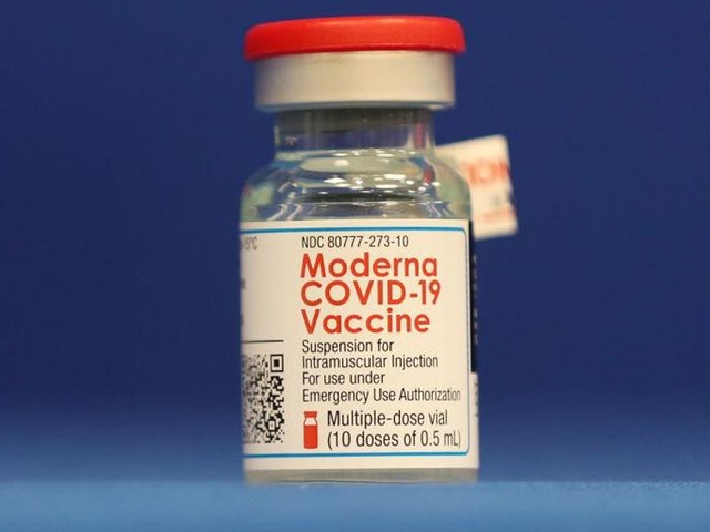 COVID-19 vaccine boosters could potentially be needed annually, Moderna chairman says