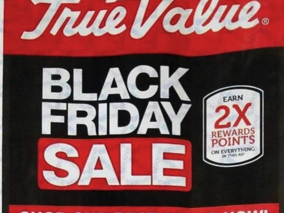 True Value Black Friday Ad 2019