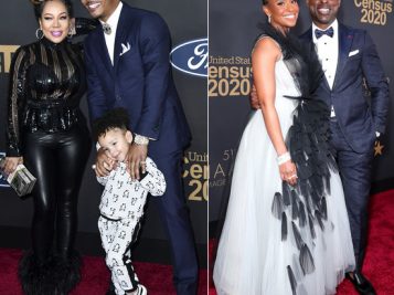 #BlackLove Takes Over The Carpet At The NAACP Image Awards – T.I. & Tiny, Sterling K. Brown & Ryan Bathe, DJ Envy & Gia & More!