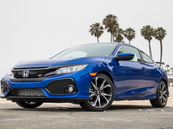 2017 Honda Civic Si Coupe Vs. Civic Si Sedan