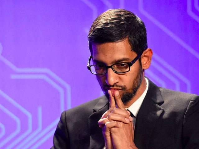 These are the 5 big changes Sundar Pichai could make to kick off his reign as Alphabet CEO (GOOG)