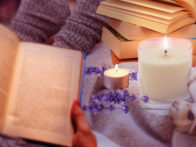noted: Millennial, Book and Candle