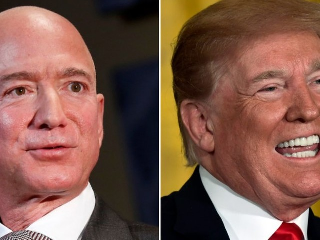 Jeff Bezos has reportedly hired private investigators to find who leaked his intimate text messages and one theory is exploring political motives (AMZN)