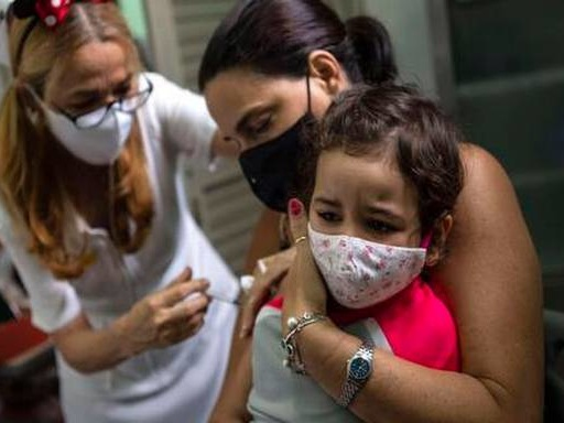 COVID-19 | Cuba begins vaccinating children as young as 2