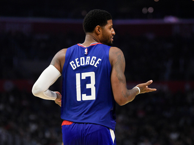 Paul George leads Clippers to historic 49-point victory over Atlanta Hawks