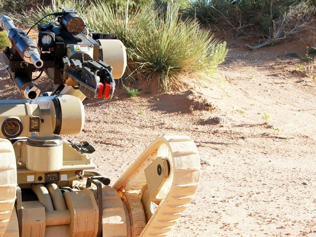 Sensor firm FLIR grabs first big Army unmanned systems contract since it bought Endeavor Robotics for $382 million
