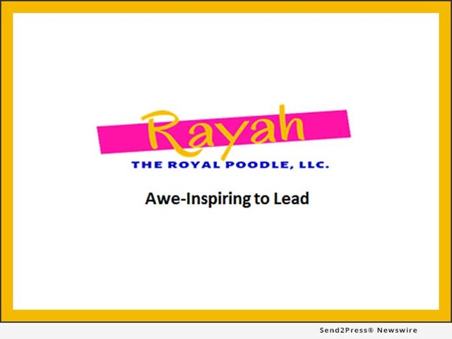 Rayah, The Royal Poodle Promotes Gender Equality and Healthy Learning and Working Relationships