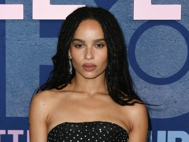 Zoe Kravitz Has the Best Reaction to Seeing Beyonce Pay Tribute to Her Mom Lisa Bonet