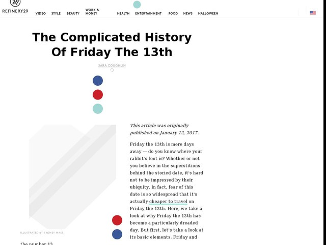 The Complicated History Of Friday The 13th