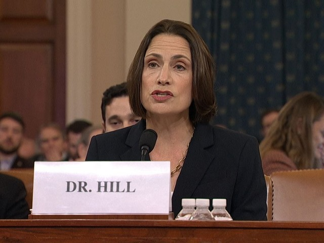 Fiona Hill tells Devin Nunes to his face that his Ukraine conspiracy theory is 'harmful'